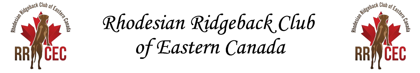 Rhodesian Ridgeback Club of Eastern Canada